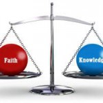 Faith and knowledge or serious mistake of Christianity